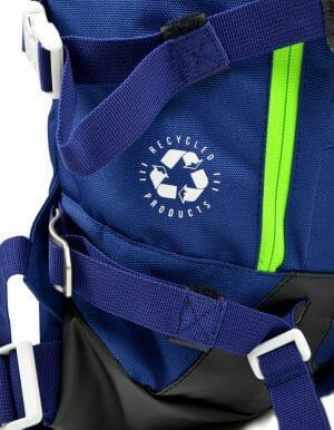 Repost hátizsák újrahasznosított poliészterből