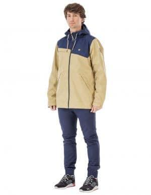 Snack átmeneti kabát full - bézs - Picture Organic Clothing