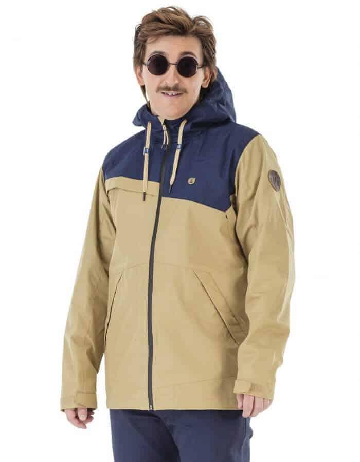 Snack átmeneti kabát bézs - Picture Organic Clothing