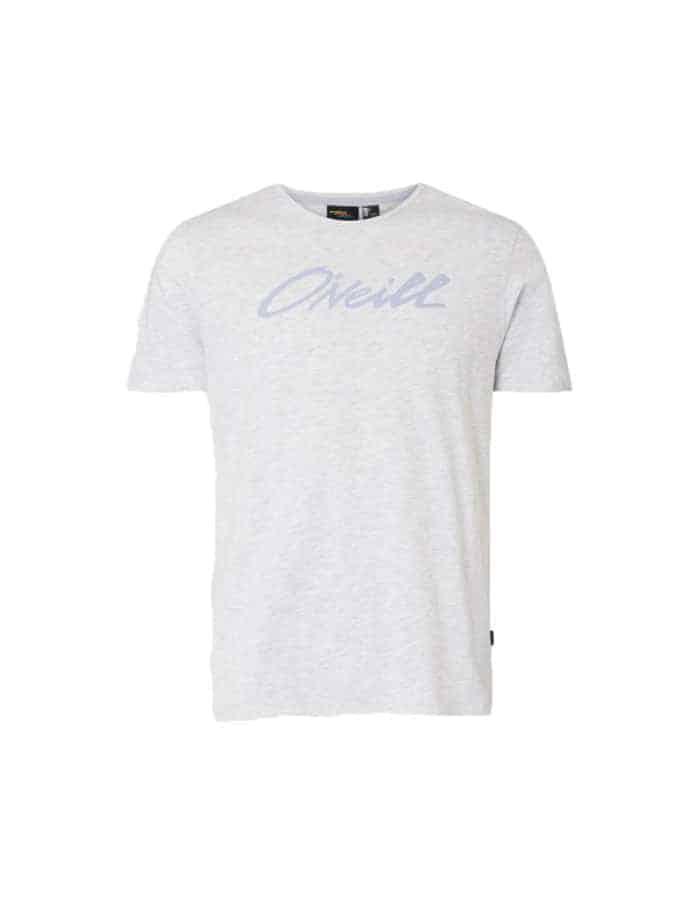 Script O'Neill póló fehér színben _ termék fotó