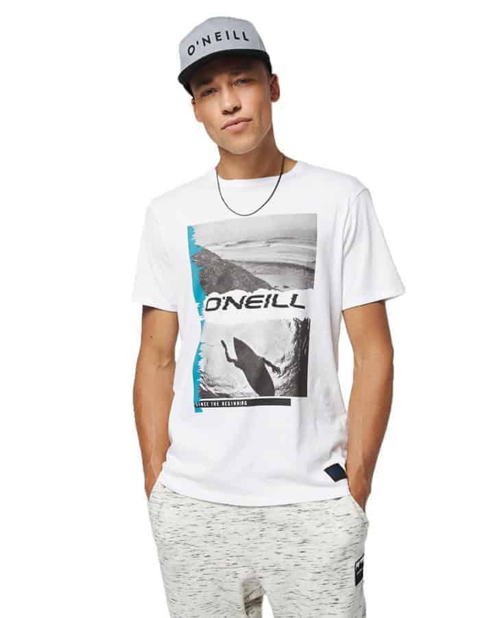 Seiche O'Neill biopamut póló fehér style2