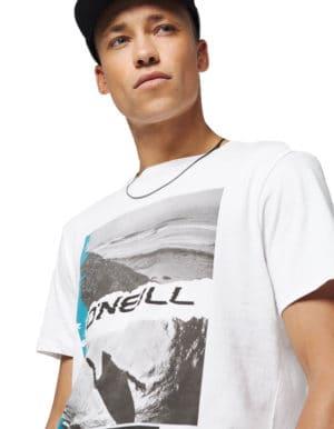 Seiche O'Neill biopamut póló fehér style3