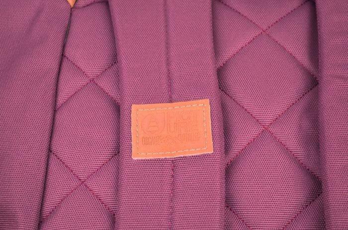 Soavy hátizsák bőr Picture logó