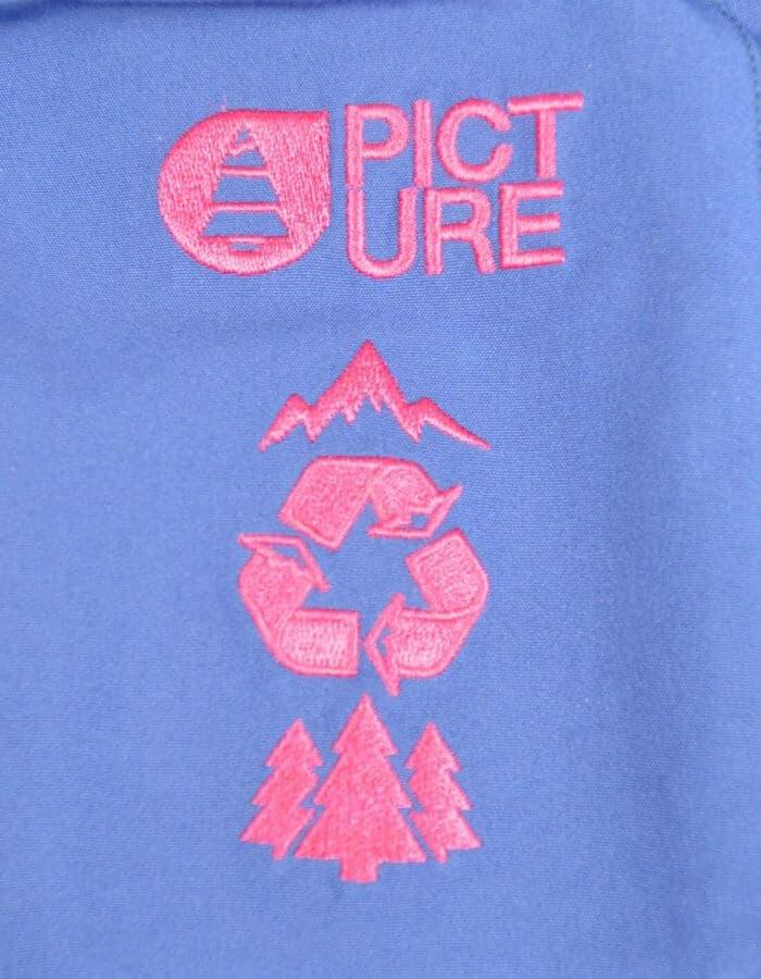 Squad női sínadrág logó