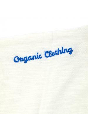 Tom biopamut póló fehér Organic