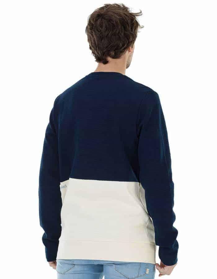 Tyler pulóver hátulról
