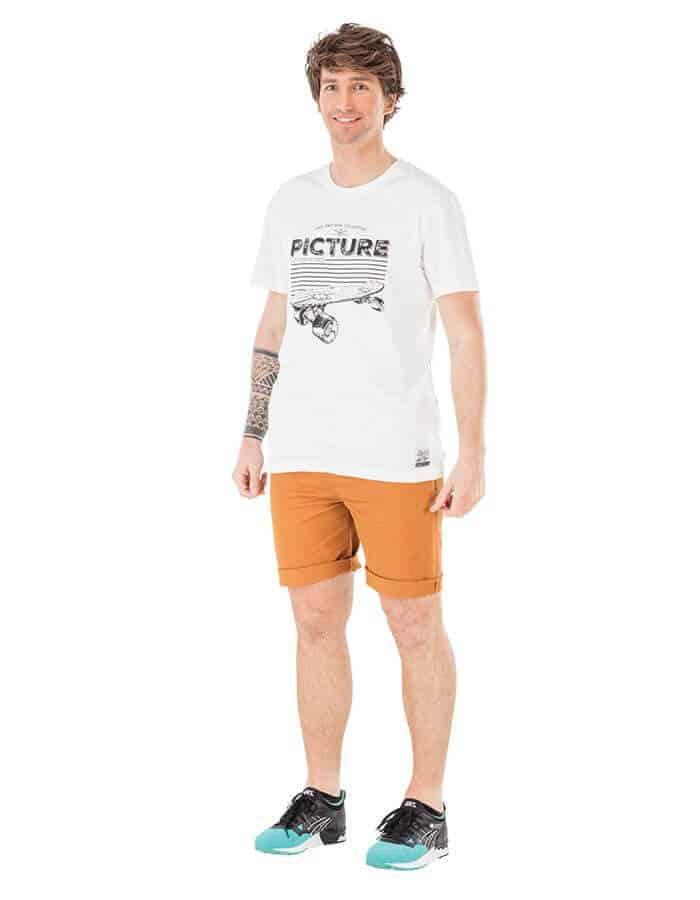 Venice beach férfi póló full - Picture Organic Clothing