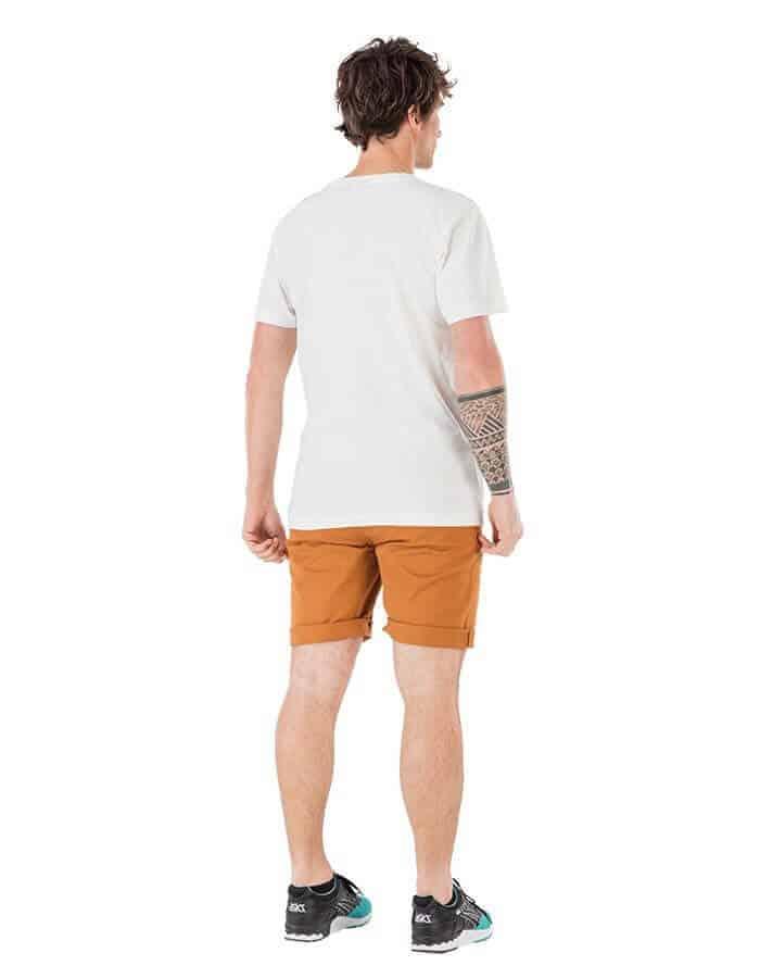 Venice beach férfi póló hátulról - Picture Organic Clothing