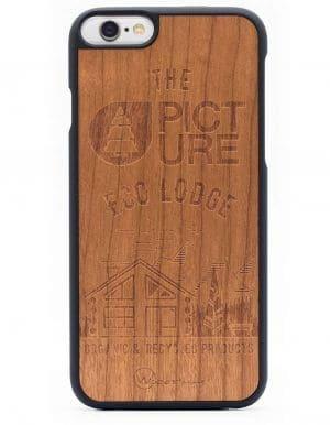 Woodstache x Picture fa iPhone 6-6s tok Eco-Lodge