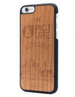 Woodstache x Picture fa iPhone 6-6s tok Eco-Lodge oldalról