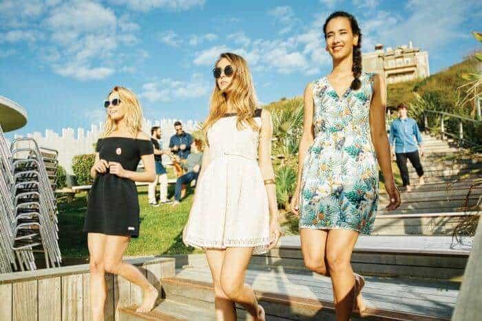 Amuor nyári női ruha - életkép
