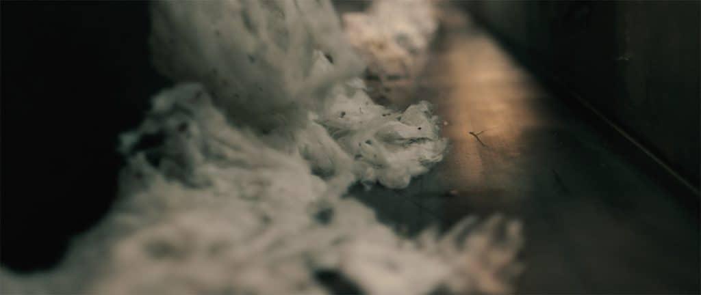 Gyapot tisztítása