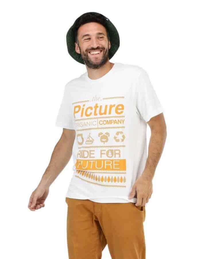 Club póló fehér színben