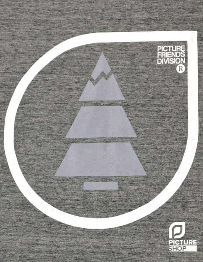Collet póló nagy Picture logó