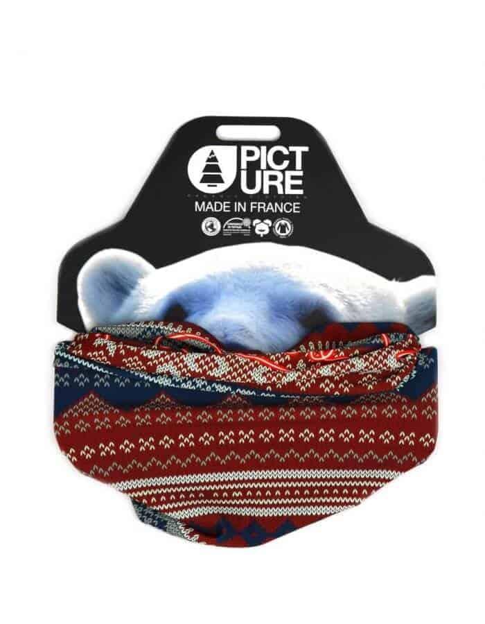 Knitted nyakmelegítő jegesmacival