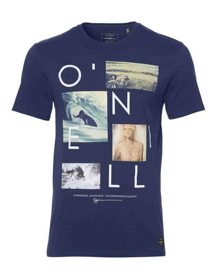 Neos póló - O'Neill férfi póló biopamutból