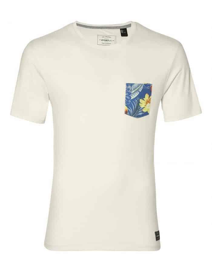 Pocket filler Oneill biopamut férfi póló