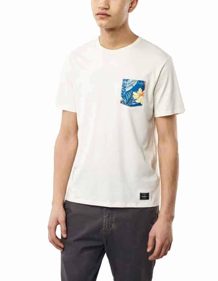 Pocket filler Oneill biopamut férfi póló modell